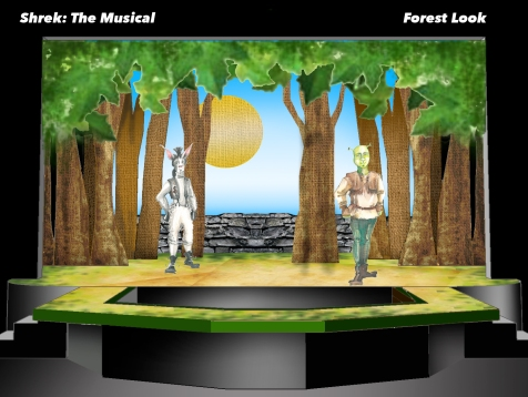 NLBP_Shrek_Forest Look